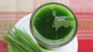 آشنایی خواص آب سبزه گندم؛ نوشیدنی عالی