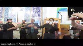 مداحی مهندس حمیدرضا صادقی ، شبِ شهادت امام رضا ع