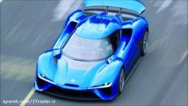 «سریع ترین» خودرو برقی جهان چین آمد  آِی تی رادار