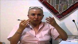 کچل کردن زیبا ناوک برای کتاب زندان 2007