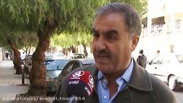گزارش خبرنگار سوری انتقال تروریست ها ازمناطق مختلف س