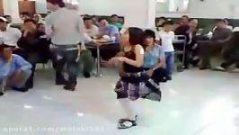 رقص قشنگ دختر افغانی