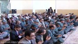 مراسم فاتحه خوانی پاسوال زاهد فرمانده پولیس ننگرهار در کابل برگزار شد