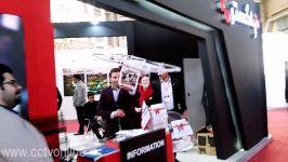 پرواز Drone در نمایشگاه ایران SSE 2016 بوستان گفتگو