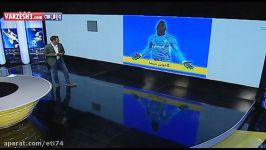آمار ارقام گادوین منشا در لیگ برتر