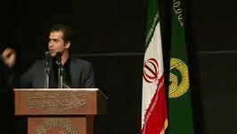 ناگهان قلب حرم وا شد یک مرد جوان...شعرخوانی سیدحمیدرضا برقعی در وصف حضرت علی اکبرع