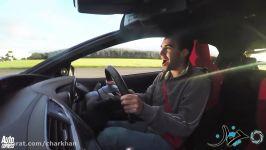 درگ جذاب هوندا Type R هوندا NSX