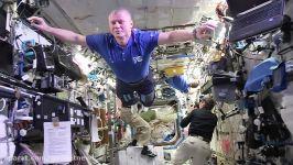 اجرای چالش مانکن این بار در ایستگاه فضایی بین المللی