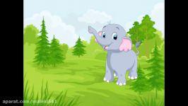 حیوانات جنگل ، شعرهای کودکانه حیوانات جنگل ، داستان کودکانهشعر کودکانهقصه های کودکانه قصه