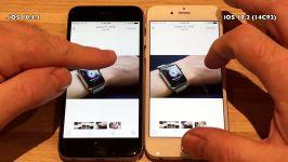 iPhone 6 Speed Test iOS 10.1.1 vs iOS 10.2 Final Build 14C92