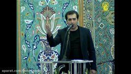 شعرخوانی آقای سیدحمیدرضا برقعی در مدح حضرت معصومهس