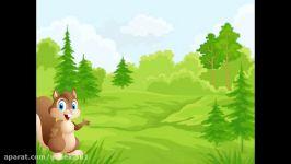 شعرهای کودکانه حیوانات جنگل، داستان کودکانهشعر کودکانهقصه های کودکانه ترانه های شاد کودکانه