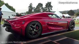 ماشین فوق العاده Koenigsegg Regera