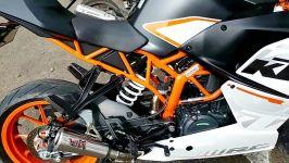 موتور سیکلت KTM RC250 اگزوز WRX سری GP