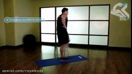 آموزش حرکت بدنسازی لِگ رِیز جلو