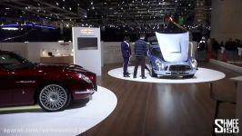 GENEVA FIRST LOOK Huayra Roadster Carbon Regera SCG 003S