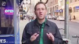 گزارش شبکه Trillist امریکا ته دیگ ایرانی در منهتن نیویورک. این شبکه ته دیگ عنوان Crispy Ric