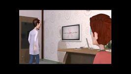انیمیشن ایدز 4 علائم ایدز