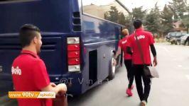 اختصاصی سفر ملی پوشان به دوحه برای دیدار تیم ملی قطر