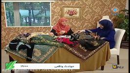 آموزش جواهر دوزی روی کیف  مربی هنری خانم امیریان