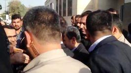 استقبال مردم سران برخی قبایل عرب خوزستان دکتر...