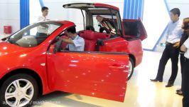 xế hộp BYD S8 convertible thật phong cách thật thể thao nhanh hơn cả Mercedes CLK