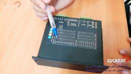 درایور استپ موتور آموزش راه اندازی استپ موتور درایو
