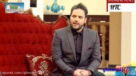 گفت وگوی صمیمی مهران مدیری علی عبدالمالکی