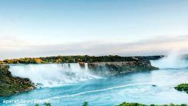 زیباترین آبشار جهانآبشار نیاگارا