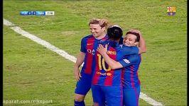 اسطوره های بارسلونا 3  اسطوره های رئال مادرید 2