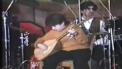 اجرای باغلاما توسط اسماعیل یکا
