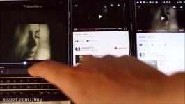 BlackBerry PRIV vs. Passport and iPhone 6 Plus speaker test