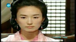 سریال افسانه جومونگ ناراحتی بانو یوها به خاطر شاهزاده جومونگ