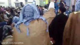 بیعت بزرگان قبایل، عشایر نخبگان خوزستان قالیباف