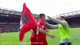 گل های برتر باشگاه لیورپول در ماه آپریل 2017