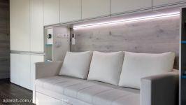 پرینت 3D خانه پرینت شده توسط شرکت اکراینی PassDom