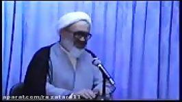 صحبت های جالب ایت الله منتظری در مورد شعار مرگ بر آمریکا . شعار دردی کشور دوا نمیکنه