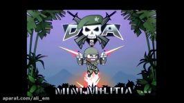 تریلر بازی Doodle Army 2 Mini Militia