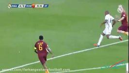 خلاصه بازی اسطوره های رئال مادرید 4 0 اسطوره های آاس رم
