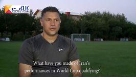 نگاه علی دایی به عملکرد کیروش در تیم ملی