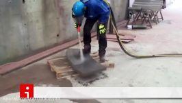 سند بلاست تر قطعات فلزی Graco Ecoquip2 EQS گراکو