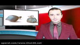 صادرات سنگ های قیمتی نیمه قیمتی
