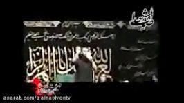 دلهای عاشقان مجنون پرپر است  حاج عبدالرضا هلالی زمینه امیرالمومنین