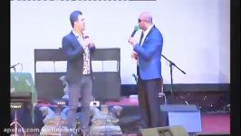 اجرای طنز باحال خنده دار حامد آهنگی قسمت 3
