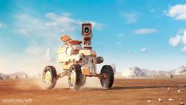CGI 3D Animated Short Film HD Planet Unknown Short Film by Shawn Wang