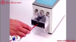 سیم لخت کن فول اتوماتیک سیم های روکش PVC ایزولکس Isolex