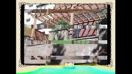 ویلای چوبی  نمای چوبی  آلاچیق چوبی  خانه های چوبی