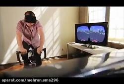 استفاده بازی رایانه ای ورزشی برای ورزش تناسب اندام