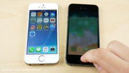 iPhone 5S iOS 10.3.2 vs iPhone 5S iOS 11 Beta 3