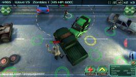 زامبی زامبی بازم زامبی گیمپلی بازی Zombie Defense